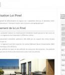 Le site www.loipinel.zone répond à vos questions sur la loi Pinel