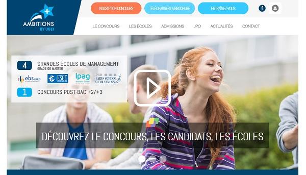 Concours d'entrée aux écoles de commerce de Paris