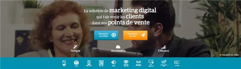Rapprochez vous de vos clients avec Digitaleo