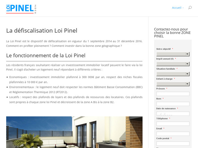 Vos questions sur la loi Pinel
