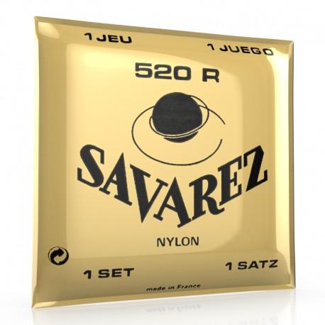 Cordes de guitare Savarez Rose